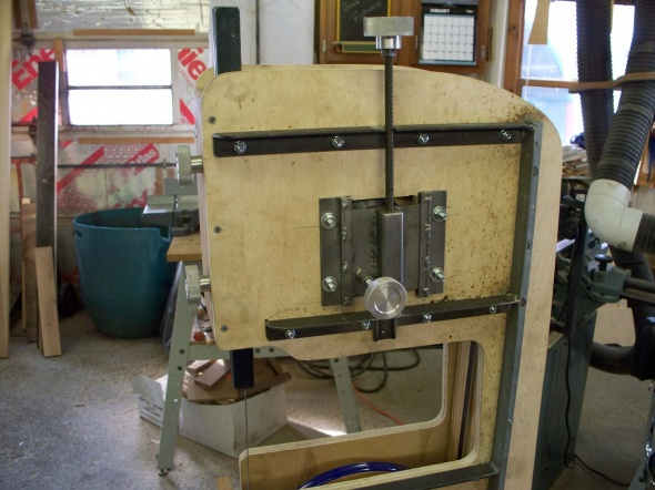 Homemade Bandsaw Woodworking Talk Woodworkers Forum
