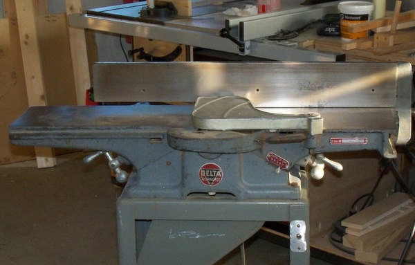 New To Me Tool Gloat 1950 Rockwell Delta Jointer