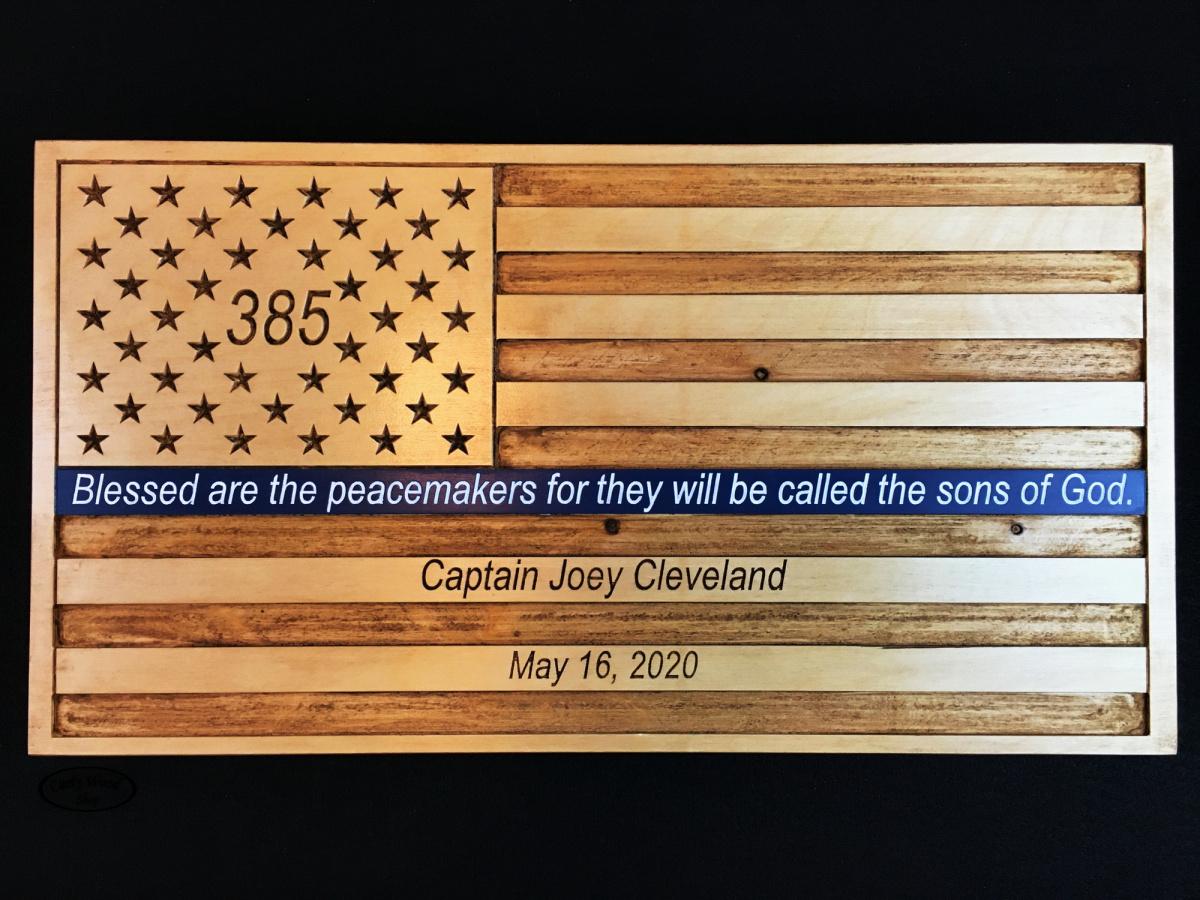 Retirement plaque, US Flag-002-joey-cleveland-retirement-flag.jpg