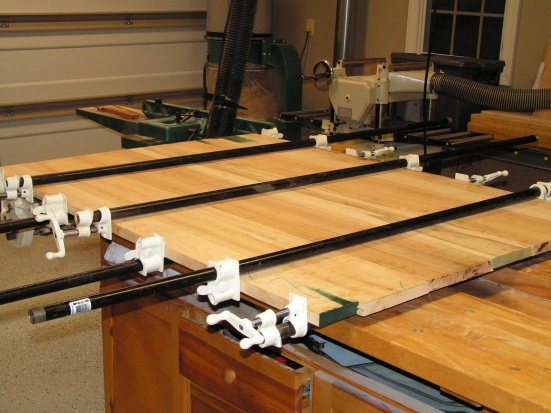 Fine Were You To Glue Up This Table Top Woodworking Talk Download Free Architecture Designs Scobabritishbridgeorg