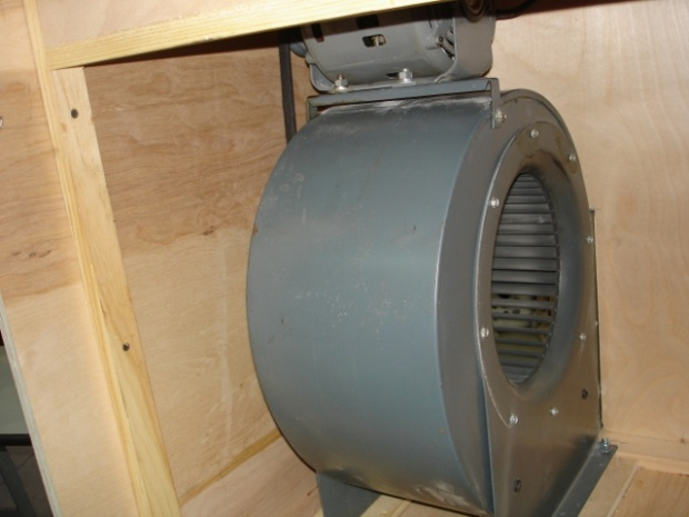 Air filter dust collector? - Woodworking Talk - Woodworkers Forum