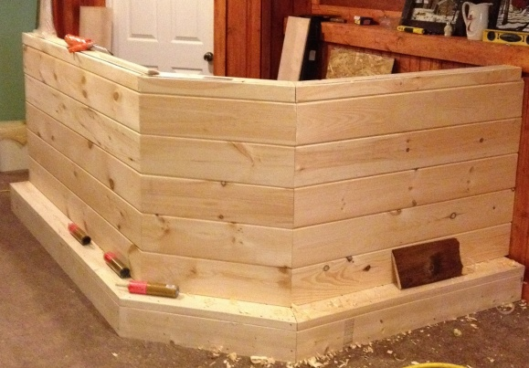 Building My Basement Bar