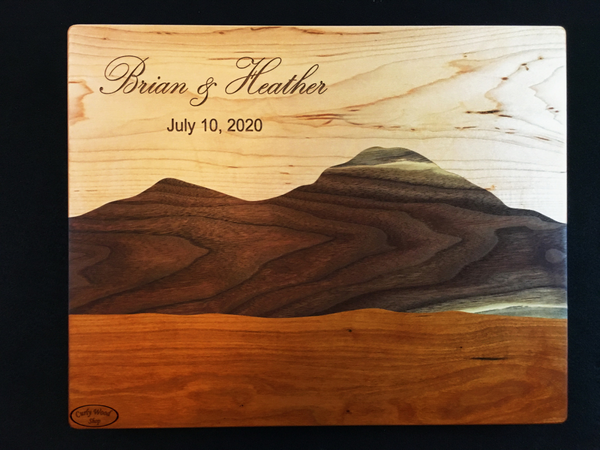 Mountain scene cutting board, laser engraved-005-mountain-sky-cutting-board.jpg