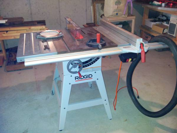 Rigid table saw woodworking talk woodworkers forum rigid table saw 00b0bet6gf2bpbes600x450g keyboard keysfo Image collections