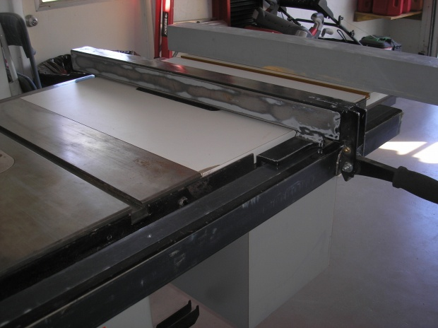 Home Made Table saw fence ideas? - Woodworking Talk - Woodworkers ...