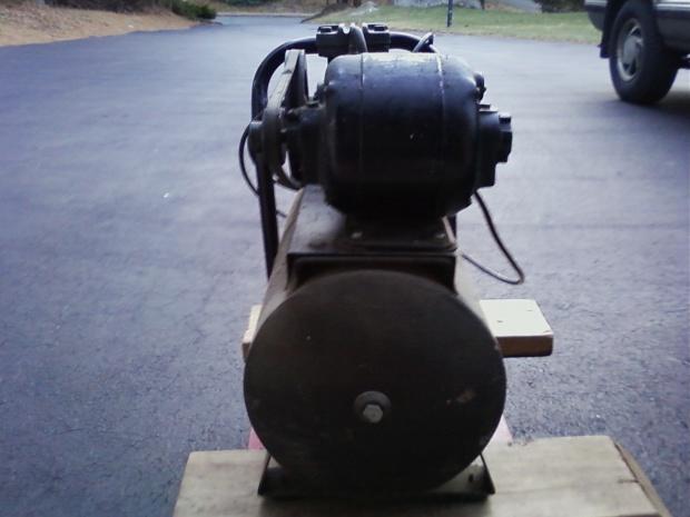 Vintage Air Compressors Woodworking Talk Woodworkers Forum