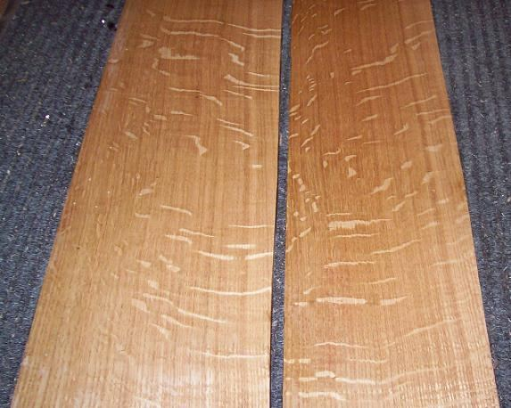 Curly 1 4 Sawn White Oak Woodworking Talk Woodworkers