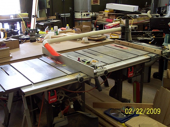 Why I Needed A New Table Saw Woodworking Talk