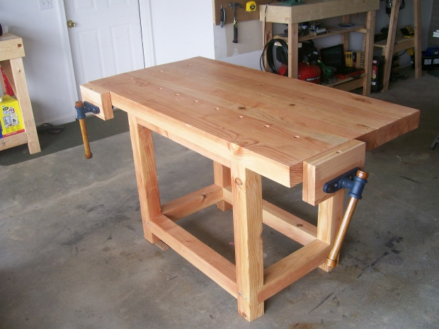Work Bench - Woodworking Talk - Woodworkers Forum