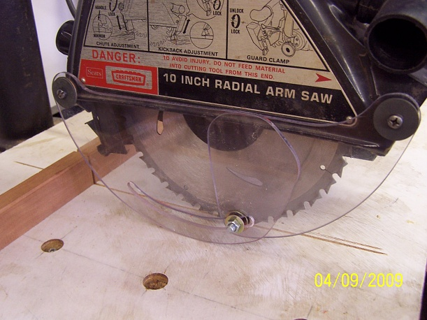 Craftsman Radial Arm Saw 113.23111 - Woodworking Talk - Woodworkers Forum