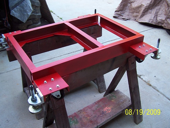 Mother Of Table Saw Mobile Bases V 2 Woodworking Talk