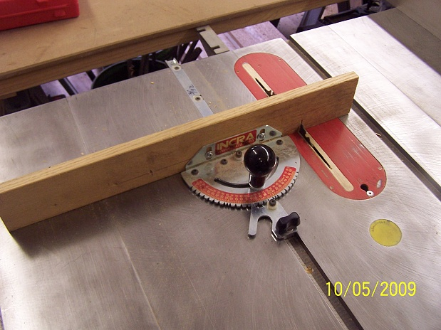 Table Saw Sled Build