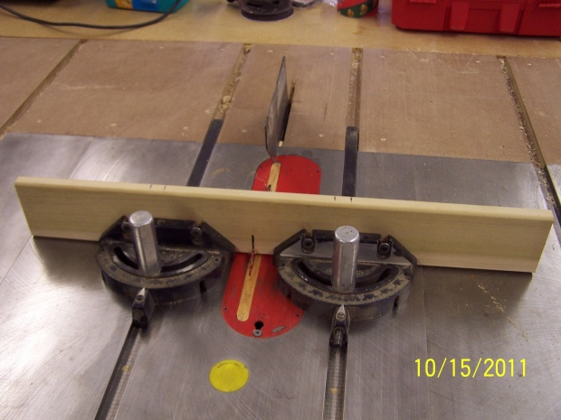 Sled With Quot Roller Bearing Quot Support For Table Saw