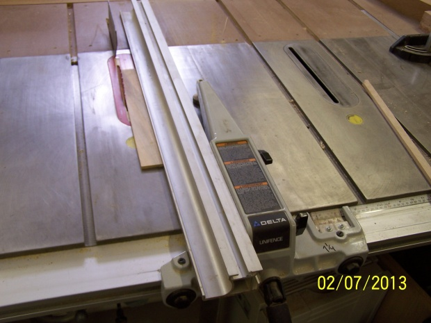What S Your Table Saw Fence Like Woodworking Talk
