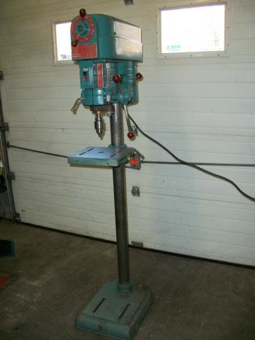 Powermatic Drill Press Model 1100vs Woodworking Talk