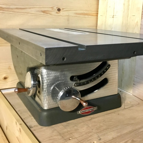 Restoring craftsman 113 table saw unsure about motor woodworking click image for larger version name 17015745101047757563629205596499679509218050og views 767 size 798 greentooth Image collections