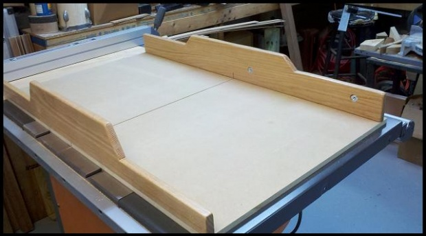 Table Saw Crosscut Sled 2017 10 12 23 38 25