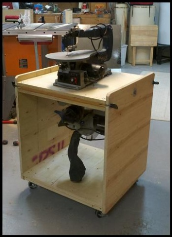 Another flip-top tool stand - Woodworking Talk - Woodworkers Forum