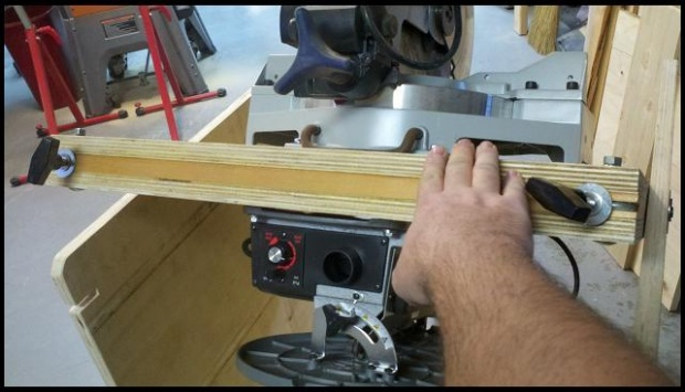 Another Flip Top Tool Stand Woodworking Talk