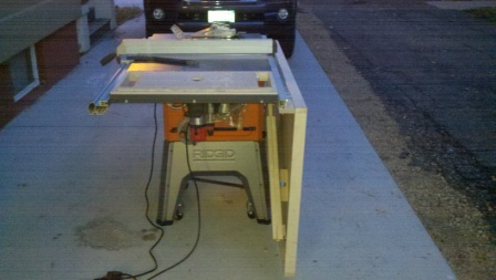 New r4512 outfeed table woodworking talk woodworkers forum name 2012 09 2519 27 06271smallg views 4933 keyboard keysfo Gallery