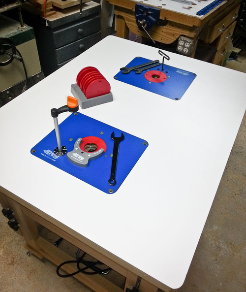 Router table suggestions woodworking talk woodworkers forum click image for larger version name 2014 06 03 174415 keyboard keysfo Choice Image