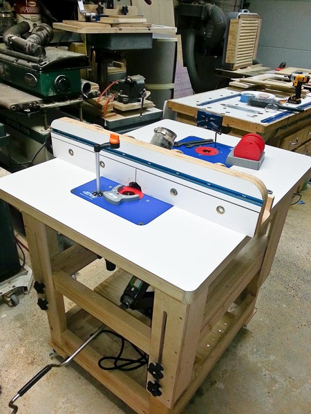 Router table suggestions woodworking talk woodworkers forum click image for larger version name 2014 06 03 175022 keyboard keysfo Images