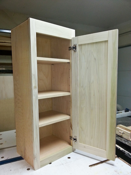 Click image for larger version Name 2014-07-02 20.22.01. & Cabinet Face Frame Question - Woodworking Talk - Woodworkers Forum