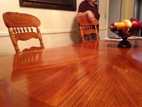 Nail polish remover spill on table 2014 08 18 13 41 17. Nail polish remover spill on table   Woodworking Talk