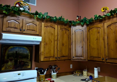 Best Finish For Kitchen Cabinets