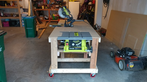 Small Table Saw Fence Help Woodworking Talk