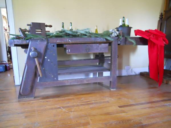 Awesome  Workbench For Sale Craigslist Plans Download Baby Crib Wood Plans