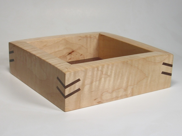... can't resist the spline joint - Woodworking Talk - Woodworkers Forum