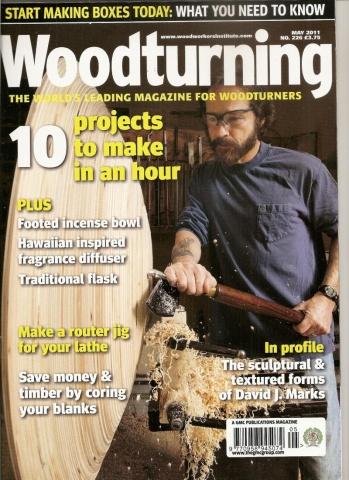 Woodturning magazine forum