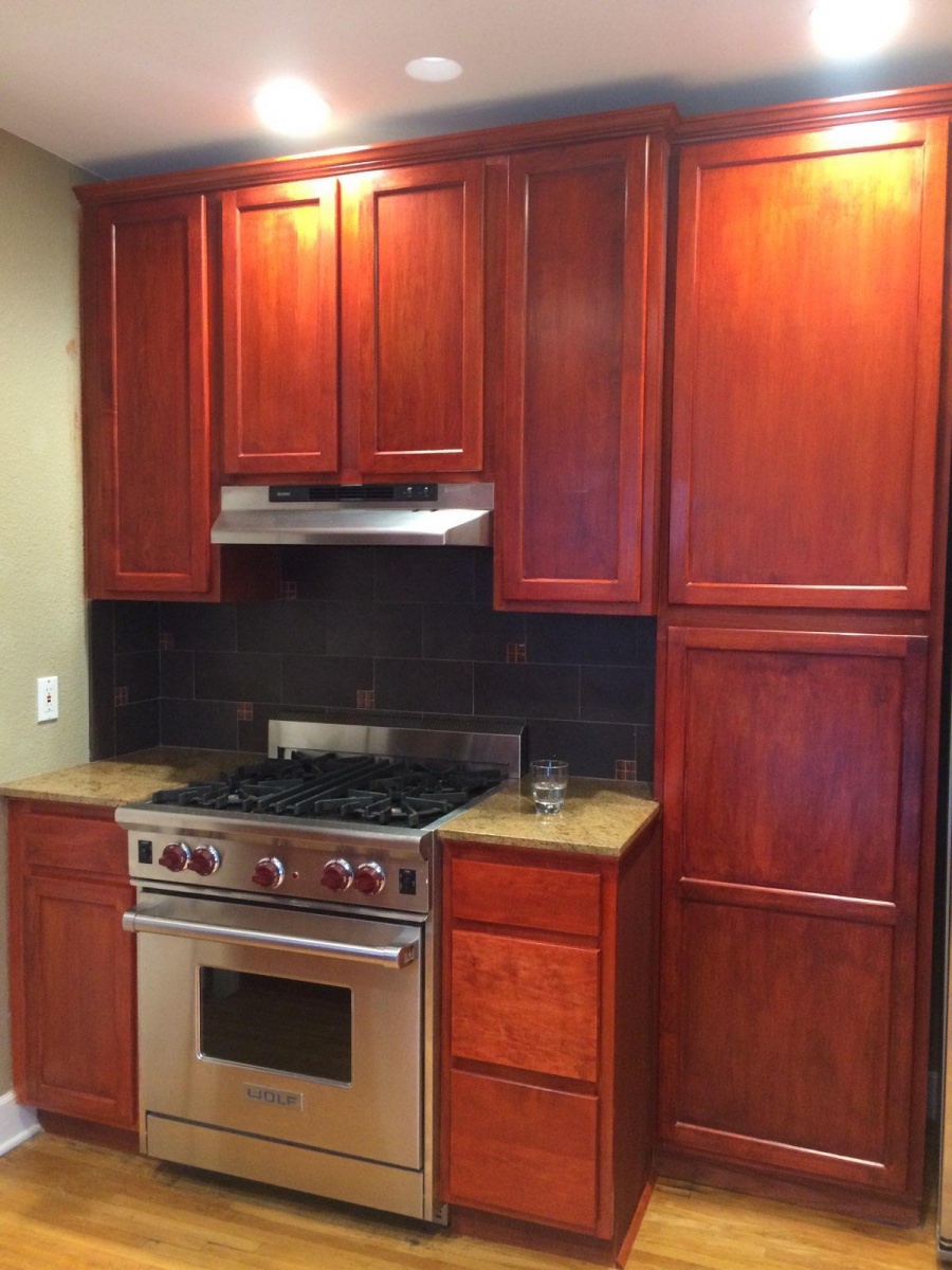 Maple Cabinets - Woodworking Talk - Woodworkers Forum on Maple Cabinets  id=14966