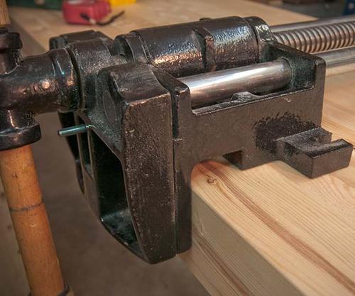 Jorgensen Vise 4x07 Wooden Jaws Specs Woodworking