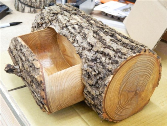 New to woodworking-First Bandsaw Box - Woodworking Talk - Woodworkers Forum