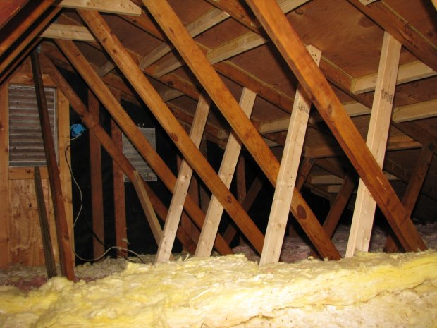 Reinforced Attic Woodworking Talk Woodworkers Forum