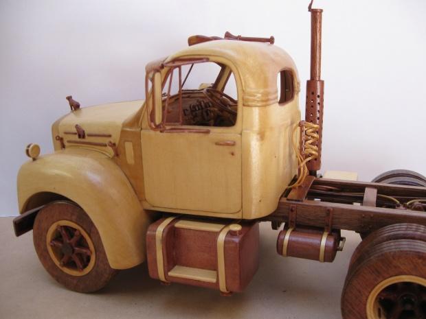 B61 Mack & AC Mack trucks - Woodworking Talk - Woodworkers ...