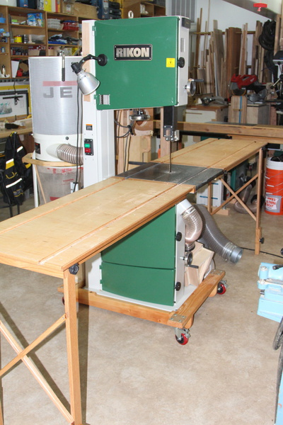Bandsaw Sled Woodworking Talk Woodworkers Forum