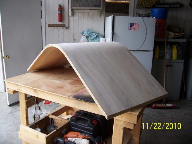 Wood Bending Epoxy Resin Or Wood Glue Woodworking Talk