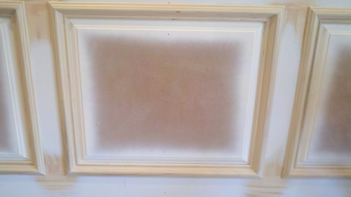 Adding bolection molding to wainscoting - Woodworking Talk ...