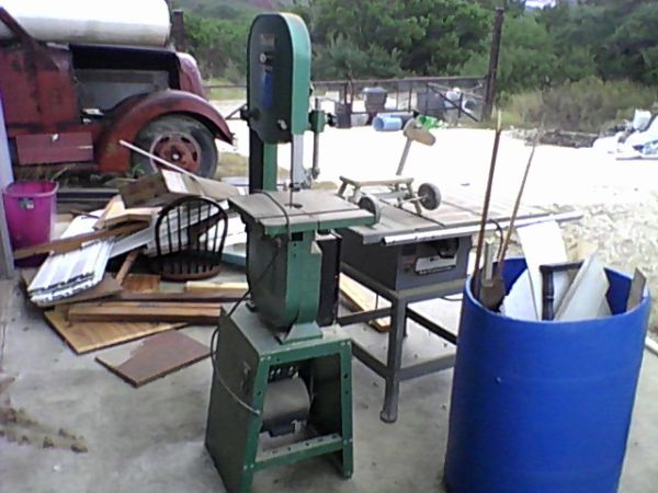 Good Deal For Band Saw Woodworking Talk Woodworkers Forum