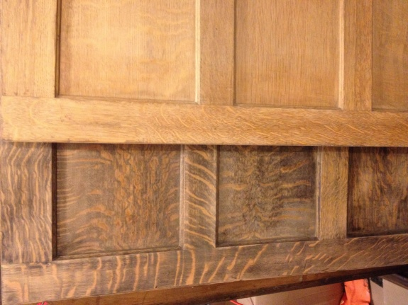 Quartersawn Oak Refinishing Woodworking Talk