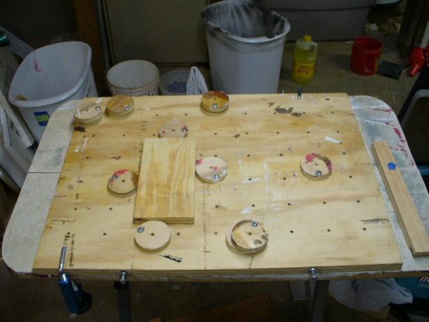 Hockey Pucks Err I Mean Bench Cookies Woodworking Talk