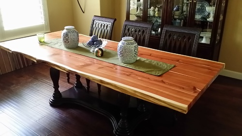 Dining room table ideas - Woodworking Talk - Woodworkers Forum