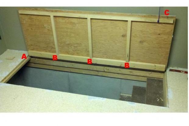 Click image for larger version Name cellar door illus.jpg Views 4191 Size & UPDATED: Cellar door lift problem...struts? - Woodworking Talk ...