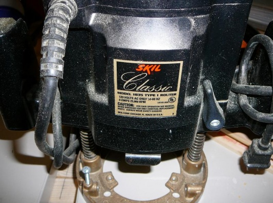 For Sale Skil Classic Plunge Router Woodworking Talk Woodworkers Forum
