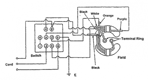 dewalt table saw switch wiring diagram