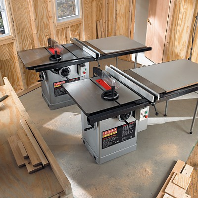 Craftsman Table Saw Woodworking Talk Woodworkers Forum