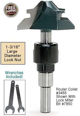 Router table bit height - Woodworking Talk - Woodworkers Forum